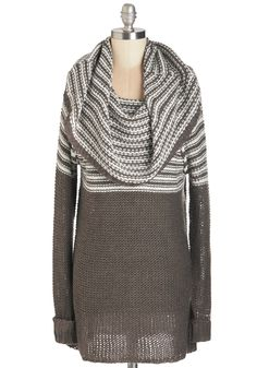 Strike It Richmond Sweater. Merry memories are abundant after touring Virginia in this striped sweater! #tan #modcloth