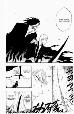 Bleach 113 Page 8 beautiful!