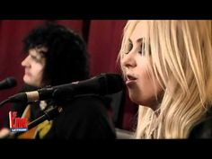 The Pretty Reckless ( Taylor Momsen ) - Make Me Wanna Die