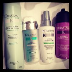 Best hair care/products in the world. Seriously. I love this line. Worth every penny.