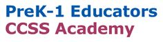 SDE PK-1 Educators CCSS Academy in Chicago July 2013. Early bird registration ends March 15- don't miss it!