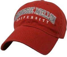 Arch Logo Hat: Cardinal