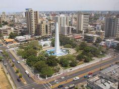 Plaza La República. Maracaibo, Estado Zulia. Venezuela
