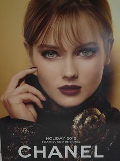 Chanel Holiday 2012 Makeup Collection - FIRST LOOK. Click photo for more details