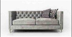 Charcoal Grey Sofa Decorating Ideas