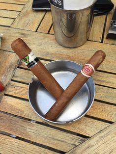 Vergeros and Romeo y Julieta No. 2 - Cuban Cigars