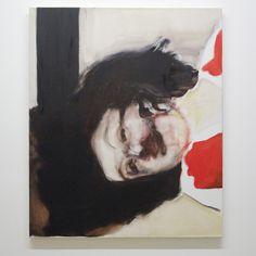 Marlene Dumas - Dead Girl - Olieverf op doek, 2002