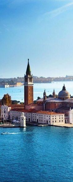 Church of San Giorgio Maggiore, Venezia, Italy