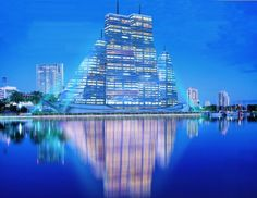 As unlikely as the project may seem, Monaco-based Russian billionaire businessman and hobbyist architect Vasily Klyukin insists that it is indeed going ahead...