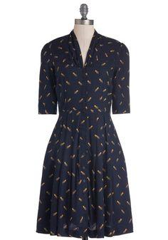 1940s Shirtwaist Dress | The Ultimate 1940's Day Dress