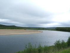 Kárášjokha river