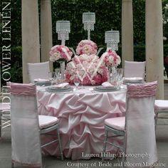 Wedding decor Tablescape Centerpiece www.tablescapesbydesign.com https://www.facebook.com/pages/Tablescapes-By-Design/129811416695
