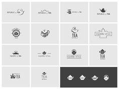 Republic of Tea Redesign by Cedrik Ferrer, via Behance