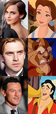 Counting down the days for the 2017 Remake live action musical of Disney's Beauty and the Beast...I'm so excited!!