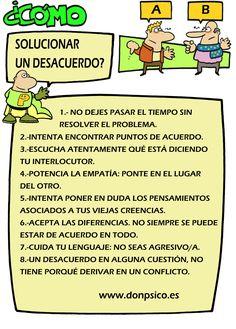 ¿CÓMO SOLUCIONAR UN DESACUERDO? https://www.facebook.com/donpsico.es/photos/a.471161076308122.1073741828.456629134427983/836105986480294/?type=1&theater