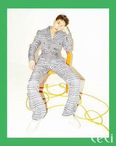 BTOB   Il Hoon   Ceci Btob Ilhoon, Lee Changsub, Ahn Jae Hyun, Park Min Young, Park Shin Hye, Cube Entertainment, Lee Min, Latest Fashion, March