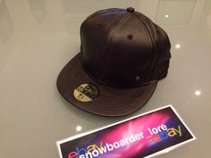 New Era Special Blend 100% leather