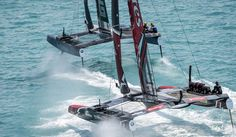 America's Cup - Outteridge: