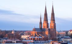 Uppsala University, University Hall, Fire Protection Equipment, St Olaf, Kingdom Of Sweden, Church Of Our Lady, The Great Fire, Building Structure, Place Of Worship
