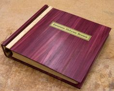 This is a plan on how to build a Wooden Scrap Book. Wood Projects, Projects To Try, Wood Craft Patterns, Wood Book, Wooden Picture, Butcher Block Cutting Board, Woodworking Crafts, Wood Crafts, Diy