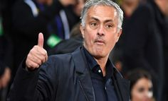 Former Manchester United and Chelsea boss Jose Mourinho is in talks to replace Mauricio Pochettino as Tottenham manager. Manchester United, Manchester City, As Monaco, Premier League Log, Neymar, Messi Et Ronaldo, Richest Man In China, Chris Sutton, Everything
