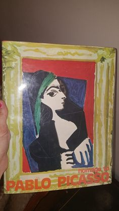 #art RARE PICASSO LITHOGRAPH XXe Siecle Homage to Pablo Picasso 1971 please retweet