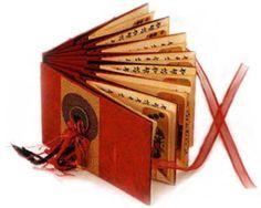 binding style - love the double accordion