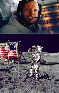 NASA coverage. Especially the 1969 moon walk of Neil Armstrong.