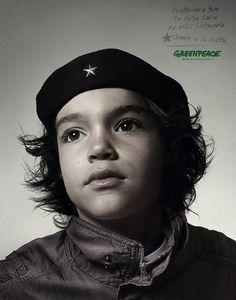 Top 20 des publicités exploitant l'image du « Che »