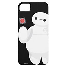 Big Hero 6 Baymax with Logo iPhone 5/5S Case