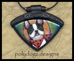 Talk about personality!  Polydogz makes me want a dog, and I don't even like dogs!