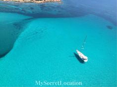 My favorite place in the world - Sardinia.  For more pictures visit www.mysecretlocation.net #europe #helicopter #sea #alluring #beach #vacation #visiting #trip #travel #tourism #travelblog #dontwanttoleave #beautiful #greattime #instagood #instatravel #instamood  #fun #summer #destination #breathtaking #amazing #colors #villa #secretplace #boat #flying