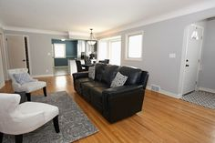 Minneapolis house rental - Open floor plan to the dinning room and kitchen. Great for friends & Family.