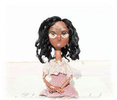 OOAK Art Doll - Suzie via Etsy.