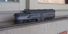 New York Central Alco PA Powered Locomotive #4211 HO Scale