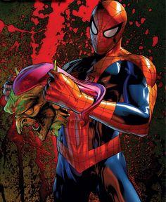 Spider-Man by Brandon Peterson