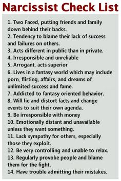 narcissistic supply - Google Search