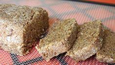 Готовим живой хлеб из овсянки и льна - сыроедческий рецепт в дегидраторе