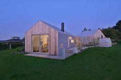Country house in Denmark by JVA