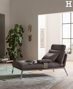 Traumhafte #Relaxliege für moderne Wohnzimmer. #gallerym #wohnzimmer #liege #einrichten #möbel #inspiration