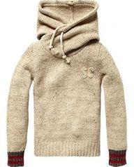 For Little-Man: Scotch Shrunk Knit (for Boys)