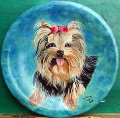 Custom Pet Portraits Hand Painted by SharonsCustomArtwork on Etsy, $75.00