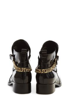 Paddock Ankle Boots by McQ Alexander McQueen