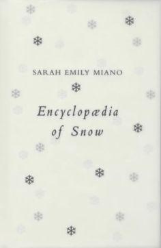 Encyclopedia of Snow