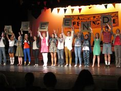 The 25th Putnam County Spelling Bee!