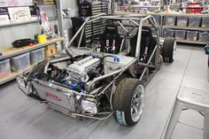 ETS Drift Ute – From here on in