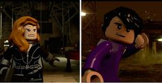 Who knew Murk Ruffalo would make such a cute LEGO dude?