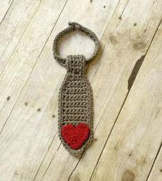 valentine's day crochet baby hat and tie set | Kristy333 Crochet Horse Hat, Newborn Photo Prop, Baby Crochet Hat. $22 ...