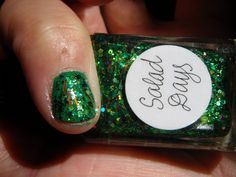 Salad Days over CND Green Scene #546
