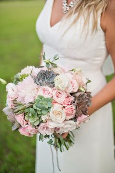 WeddingDreams's Blog: Una boda llena de suculentas